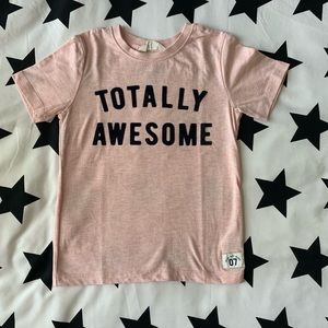 Boys T-shirt size 7